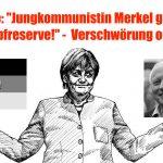 """Lafontaine: """"Jungkommunistin Merkel gehörte zur SED-Kampfreserve!"""" -  Verschwörung oder Fakt?"""